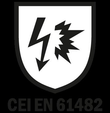CEI EN 61482 - Protezione Arco Elettrico