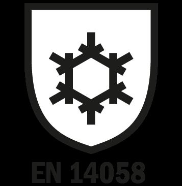 EN 14058 - Protezione per ambienti freschi