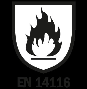 EN 14116 - Abbigliamento Ignifugo