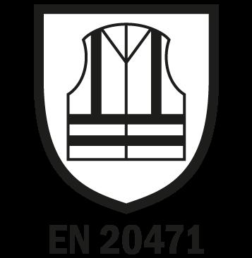 EN 20471 - Alta visibilità