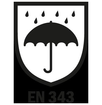 343 - Abbigliamento antipioggia