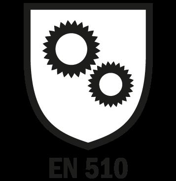 EN 510 - Antimpigliamento