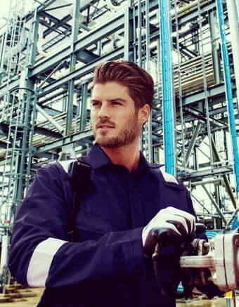Abbigliamento protezione fiamma limitata - Indumenti di protezione Categoria III