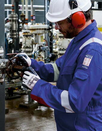 Abbigliamento da lavoro Trivalente o Multinorma - Indumenti di protezione Categoria II