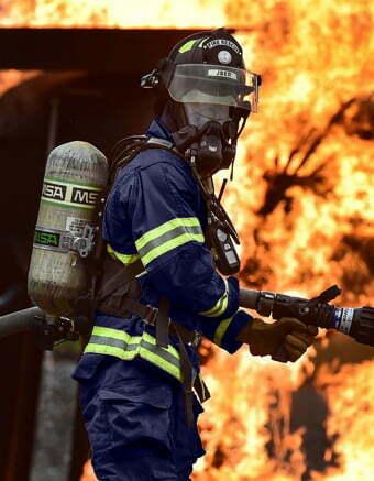 Abbigliamento antincendio - Indumenti di protezione Categoria III