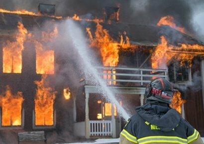 Abbigliamento per la lotto contro l'incendio per vigili del fuoco